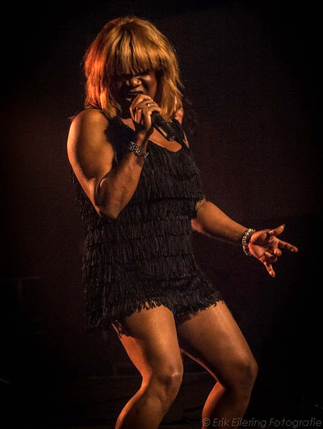Tina Turner Tribute act!